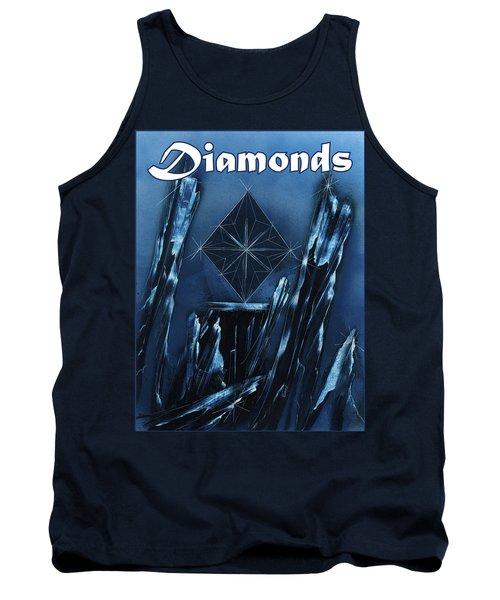 Diamonds Suit Tank Top