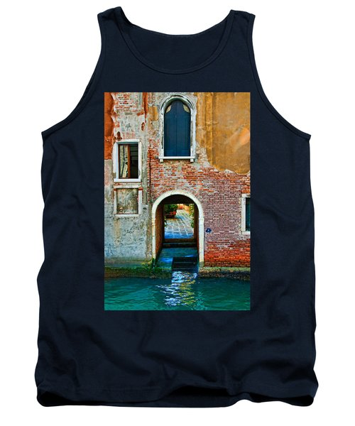 Dock And Windows Tank Top