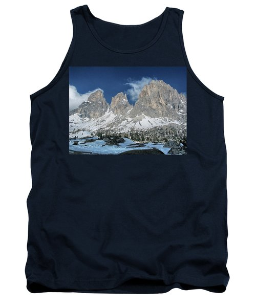 Dolomites 1 Tank Top