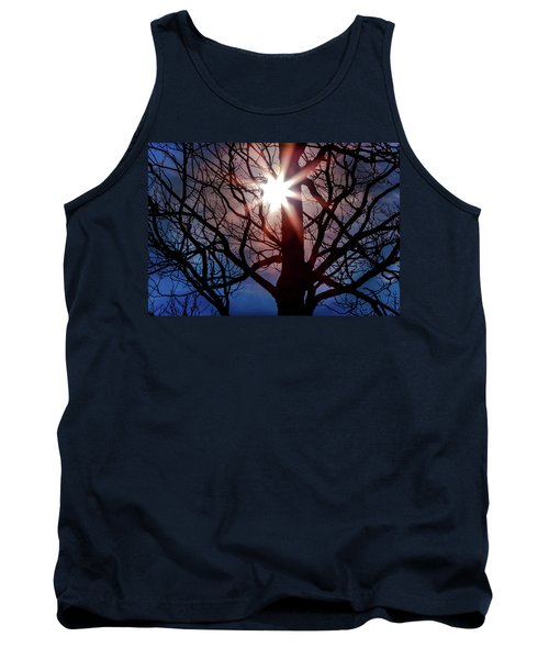 Tank Top featuring the photograph Don't Lose Sight Of It All by Karen Wiles