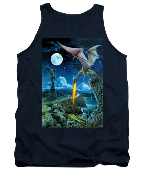 Dragon Spit Tank Top