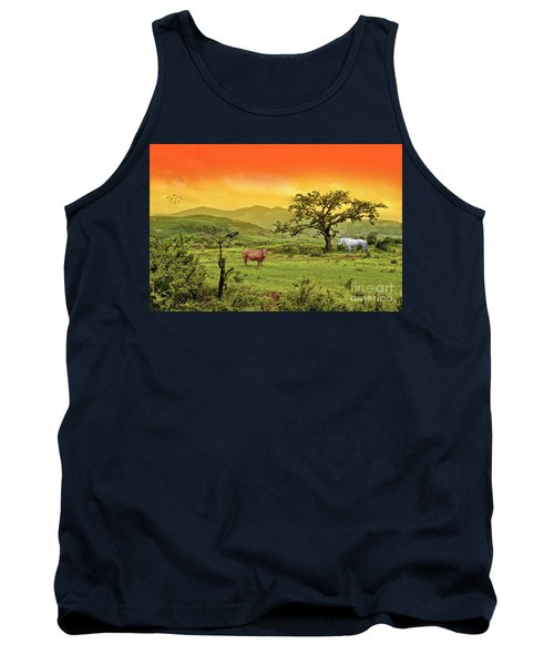 Tank Top featuring the photograph Dreamland by Charuhas Images