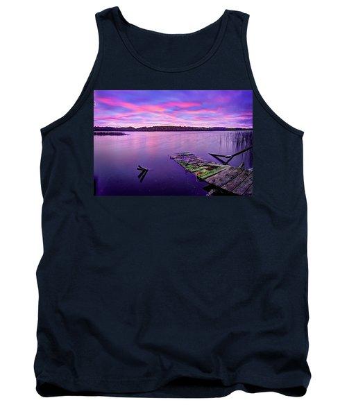 Dreamy Sunrise Tank Top
