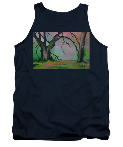 Dry Forest Tank Top