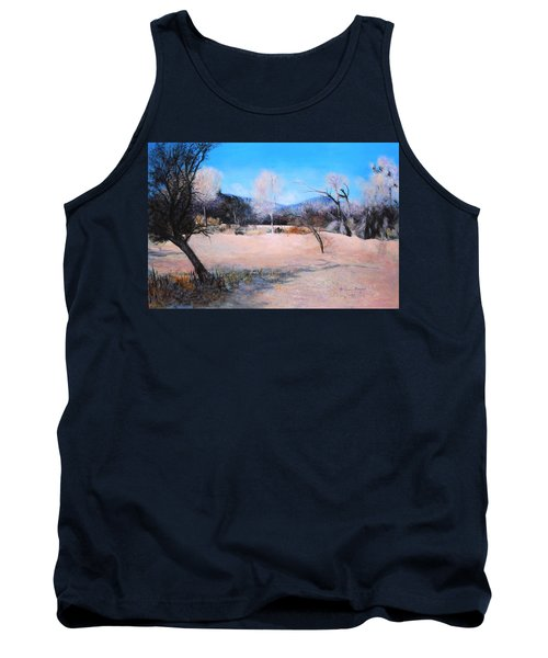 Dry Wash In Winter Tank Top