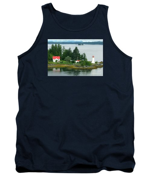 Dryad Point Lighthouse Tank Top