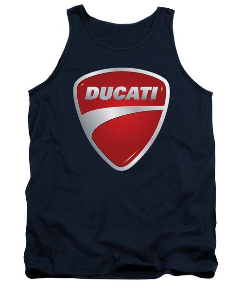 Ducati By Moonlight Tank Top