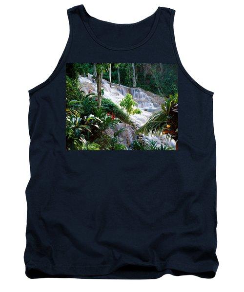 Dunn's River Falls Jamaica Tank Top