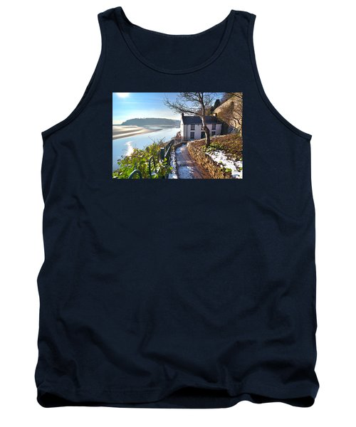 Dylan Thomas Boathouse 1 Tank Top
