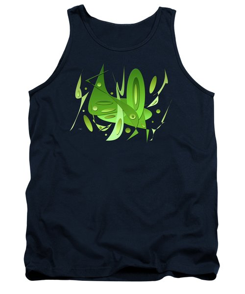 Dynamic Nature Tank Top