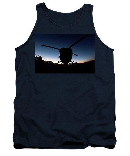 Tank Top featuring the photograph Early Bird by Paul Job