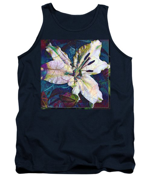 Easter Lily Tank Top