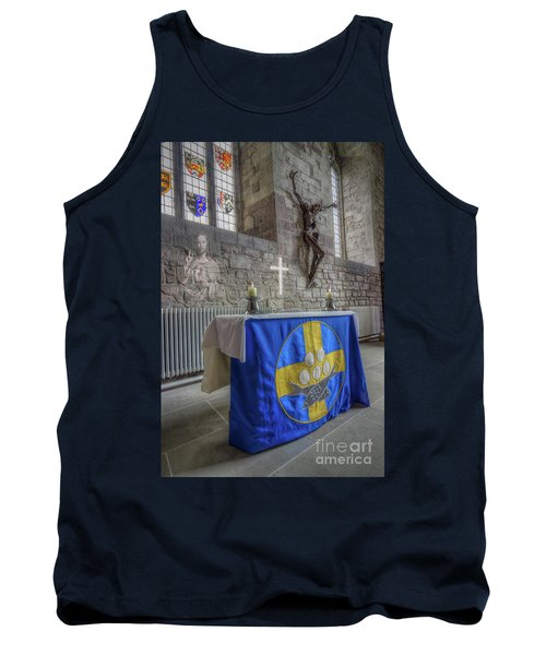 Tank Top featuring the photograph Easter  The Resurrection Of Jesus by Ian Mitchell