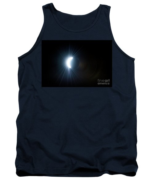 Eclipse Before Totality Tank Top