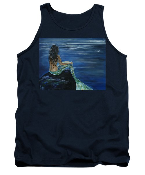 Enchanted Mermaid Tank Top