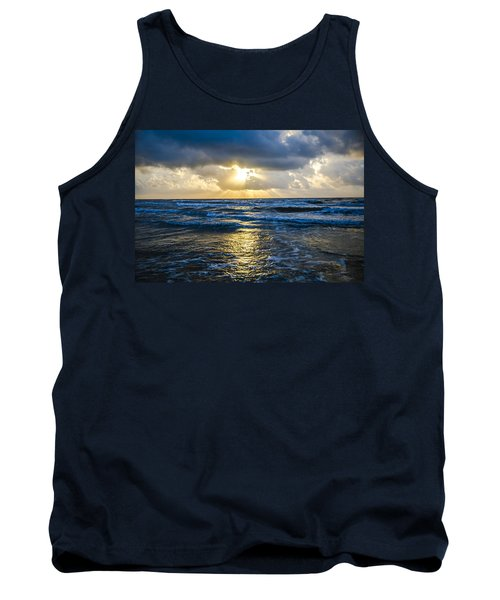 End Of The Season Padre 38 Tank Top