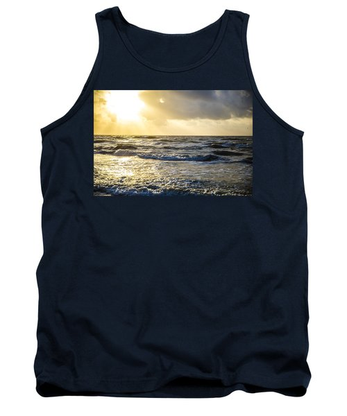 End Of The Season Padre 58 Tank Top