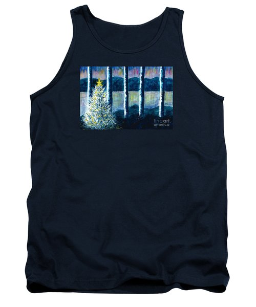 Enlightened Forest  Tank Top