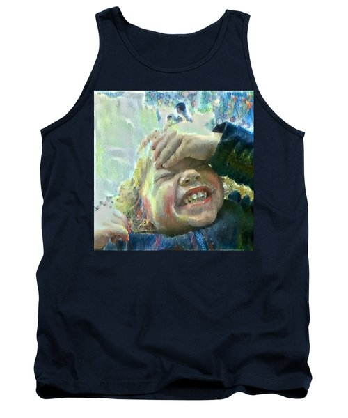 Esther, What Is So Funny? Tank Top