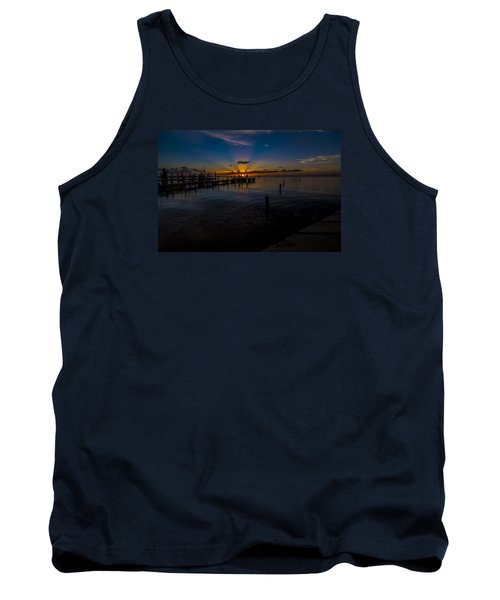 evening in Key Largo Tank Top