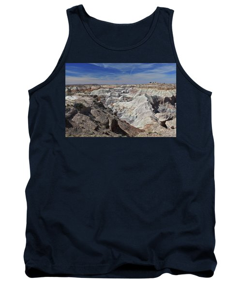 Tank Top featuring the photograph Evident Erosion by Gary Kaylor