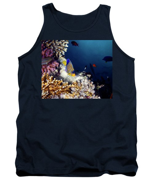 Exciting Red Sea World Tank Top