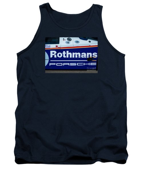 Exhaustion Tank Top