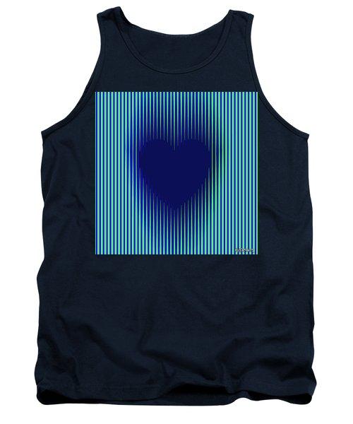 Expanding Heart 2 Tank Top