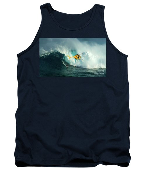 Extreme Surfing Hawaii 6 Tank Top