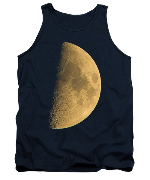 Eye Of The Night Tank Top