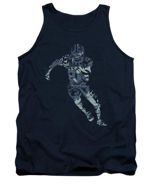 Ezekiel Elliott Cowboys Pixel Art T Shirt Tank Top
