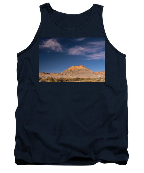 Factory Butte Utah Tank Top