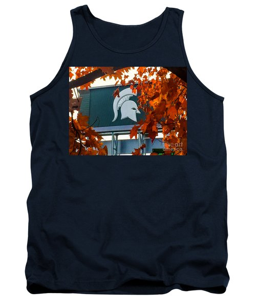 Fall Is Football Tank Top