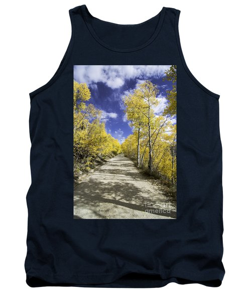Fall On Boreas Pass Tank Top