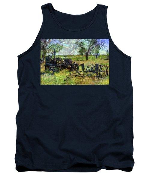Farm Equipment Tank Top