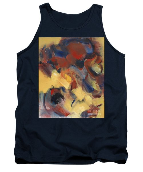 Fear Of The Enemy Tank Top
