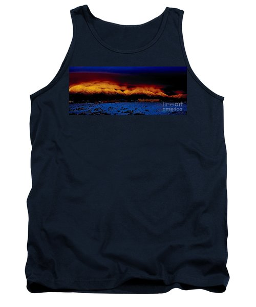 Fire On The Mountain  Tank Top