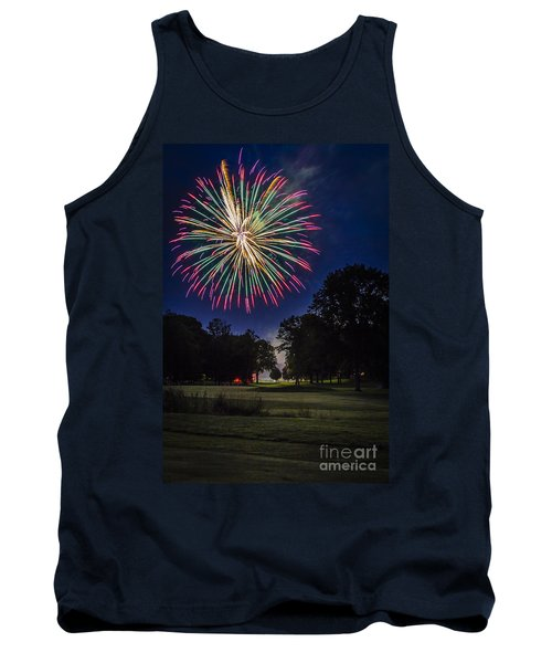Fireworks Beauty Tank Top