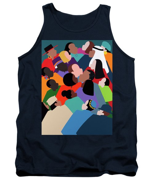 First Family The Obamas Tank Top