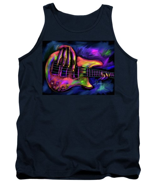 Five String Bass Tank Top
