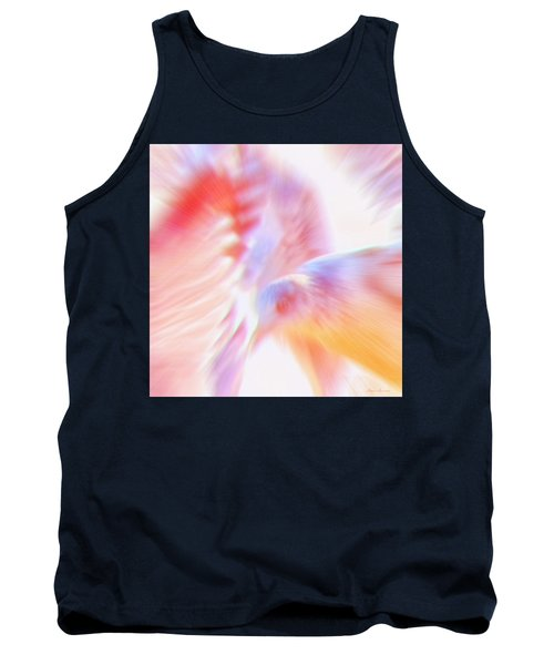 Flight Of The Seagull  Tank Top