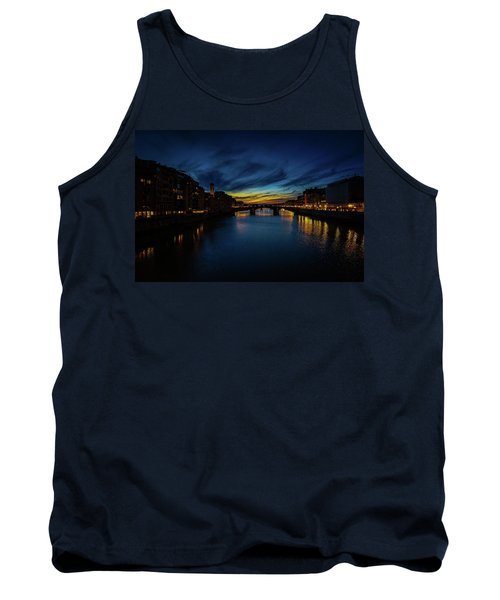 Florence At Sunset Tank Top