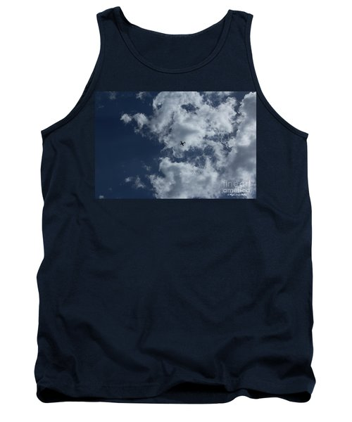 Tank Top featuring the photograph Fly Me To The Moon by Megan Dirsa-DuBois