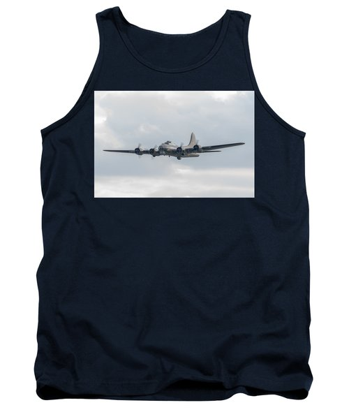 Flying Fortress Sally B Tank Top