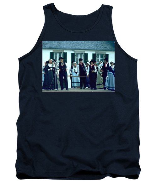 Folk Music Tank Top
