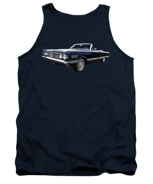 Tank Top featuring the photograph Ford Mercury Park Lane 1966 by Gill Billington