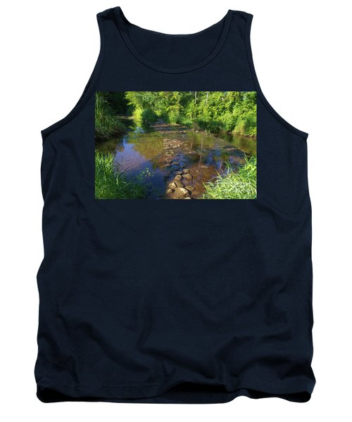 Ford The Stream Tank Top