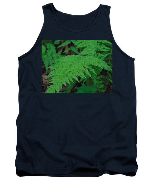 Forest Fern Tank Top