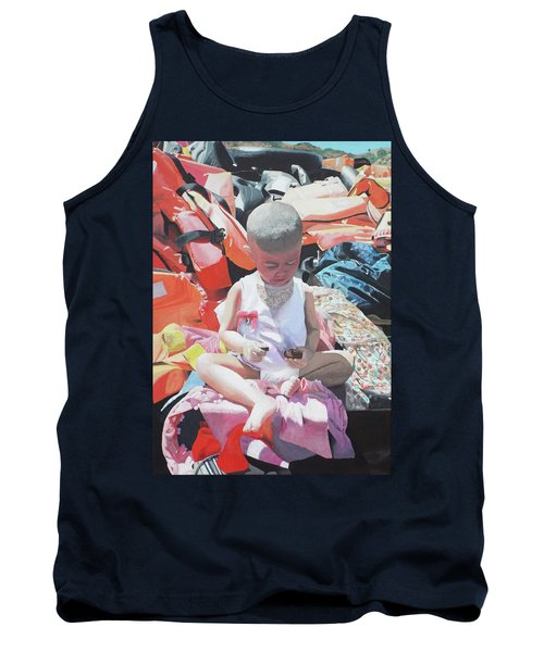 #fortresseurope Tank Top