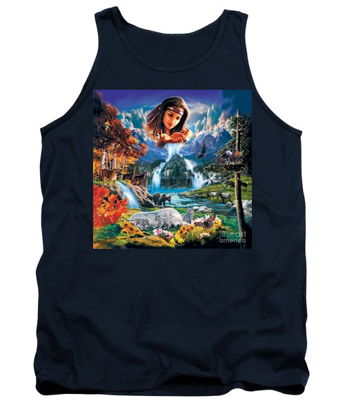 Four Seasons Tank Top